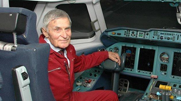 Умер легендарный летчик-испытатель самолетов «Антонова»