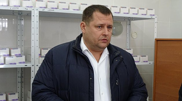 Мэр Днепра Борис Филатов открестился от драки в горсовете