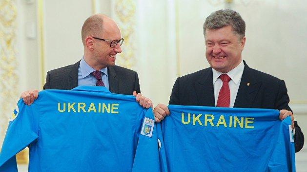 Дубинский: США готовятся поставить крест на политическом будущем Порошенко и Яценюка