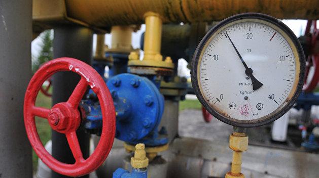 Украина израсходовала рекордное количество газа