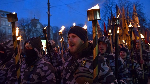 В Одессе ультраправые захватили гостиницу «Большая Московская»