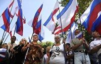 Чемерис: Украинские власти объявили всех крымчан преступниками