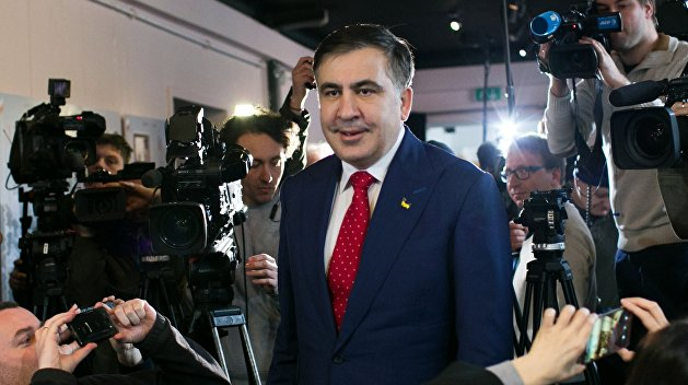 Вернется в мае: Саакашвили не может жить без Украины