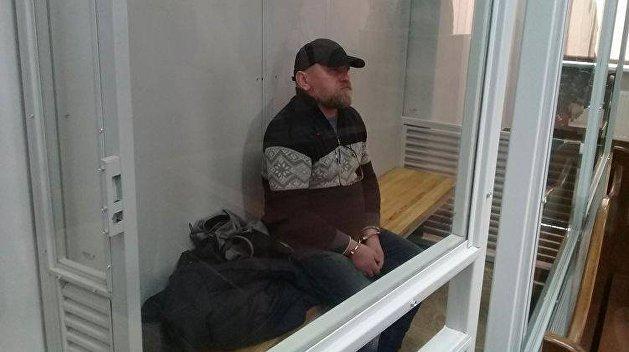 Суд оставил Рубана под стражей