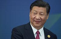 В Китае внесли имя и идеи Си Цзиньпина в Конституцию