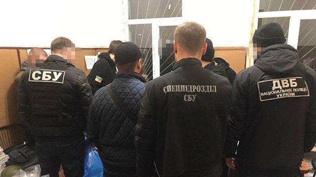 К прибывшему из Донбасса Дмитрию Великому пришли СБУшники