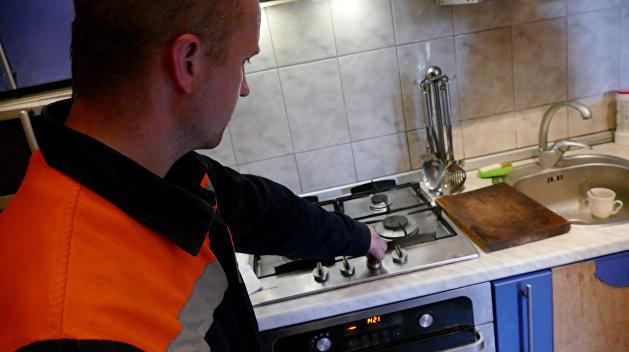 В Одесской области без газа и тепла остались две тысячи человек