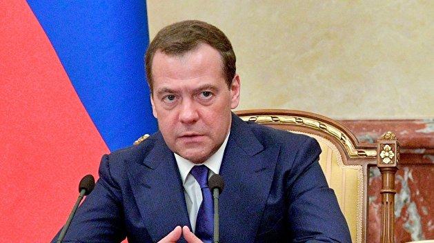 Медведев: Социально-экономическая ситуация на Украине абсолютно безрадостная