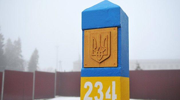 Украину от РФ и Белоруссии защитит «интеллектуальная» граница