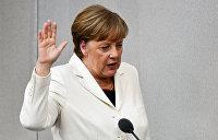 В Германии совершено покушение на Меркель