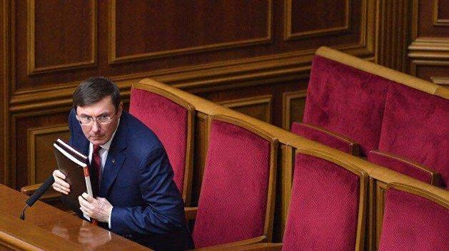 Дело Гандзюк: Суд обязал ГБР открыть производство против генпрокурора Луценко