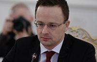 Венгрия заблокирует Порошенко, если Украина не отложит закон об образовании