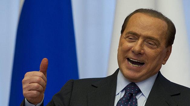 Берлускони: Крым — российский, Украине он достался по странному стечению обстоятельств