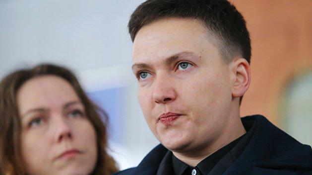Савченко: Я презираю эту власть