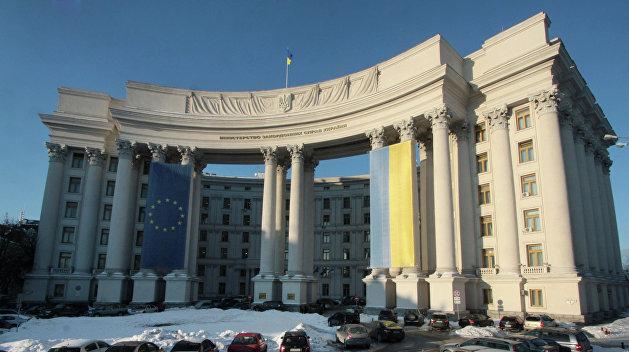 МИД Украины поучает Венгрию из-за красной линии