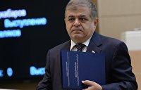 Джабаров: Ответ России должен отрезвить Бориса Джонсона