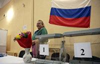 Международные наблюдатели приятно удивлены, как крымчане голосуют за президента России