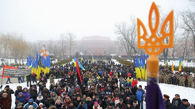 Волошин: Утверждать, что сегодня Украина успешна, могут только откровенные популисты