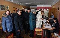Толпы избирателей в Москве сорвали репортаж CNN о низкой явке на выборы