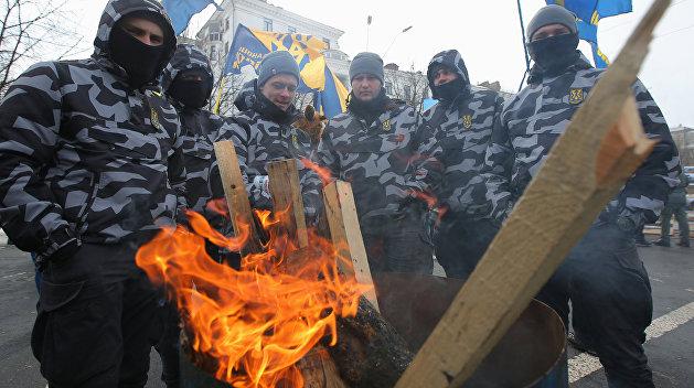 «Экономика сегодня»: Провокациями на выборах президента РФ украинские радикалы показали уровень «европеизации» Незалежной