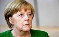 Меркель заговорила о торговой войне с США