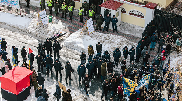 Малкина: Препятствие голосованию россиян на территории Украины — ошибка