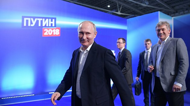 Кость Бондаренко: Чего ждать от Путина