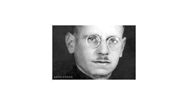 Фашист в законе: К 120-летию Николая Сциборского