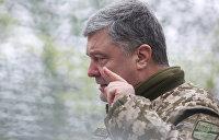 Два сценария для Порошенко: плохой и еще хуже