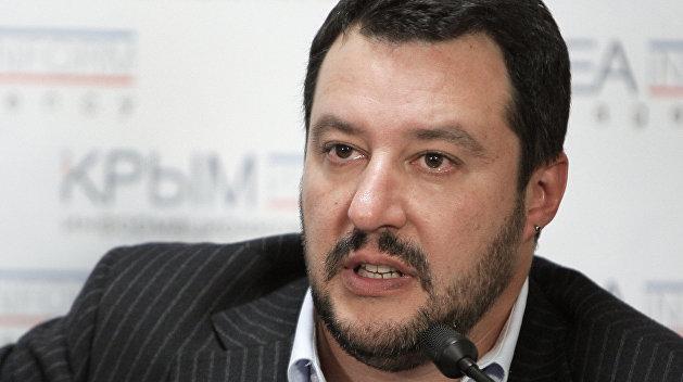 Безумные антироссийские санкции: Кандидат в премьеры Италии призвал не грозить России