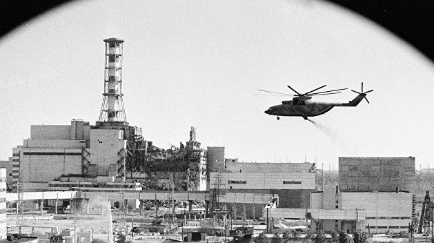 Каналы HBO и Sky снимут в Литве сериал о Чернобыльской катастрофе
