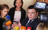 Климкин предлагает не пускать наблюдателей ПАСЕ на выборы в Раду
