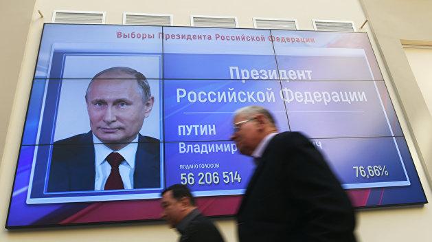 Верещук: Непризнание Киевом выборов в России окончательно заблокирует мирный диалог