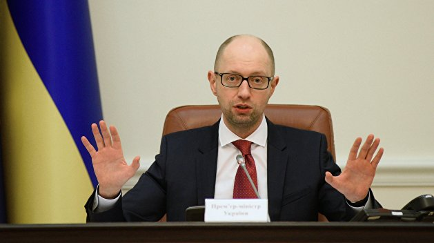 Яценюк предложил наплевать на историю и создать украинско-польскую коалицию
