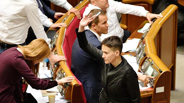 Скепсис: Ляшко считает, что порнография о Савченко вряд ли шокирует население страны