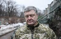 У Порошенко один выход: объявить войну и тут же сдаться