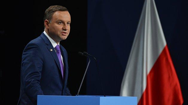 Вот горе-то: Президент Польши отказался смотреть открытие Чемпионата мира по футболу в России