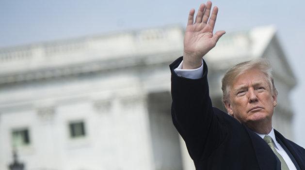 Не прошло и трех дней: Трамп поздравил Путина с победой на выборах