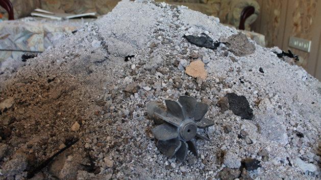 Украинская армия нанесла мощный минометный удар по окраинам Донецка