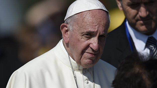 Папа Римский лишил сана украинских монахов — экзорцистов