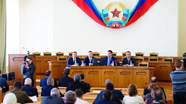 МГБ ЛНР планирует возбудить уголовное дело против военного атташе посольства Британии