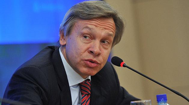 Пушков: США признали несоблюдение Киевом минских договоренностей