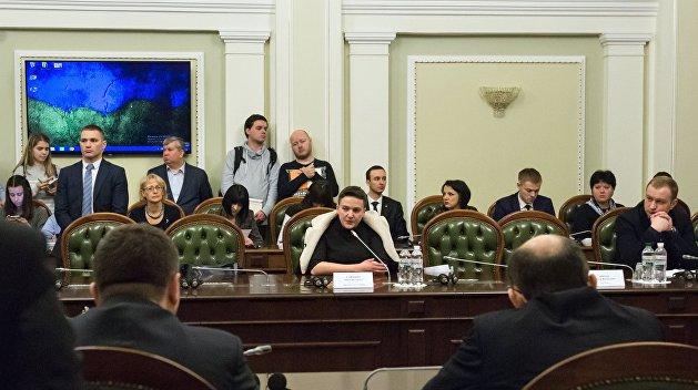Смутные сомнения: Верховная Рада не определилась с арестом Савченко