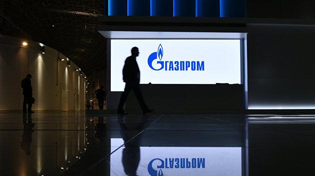 «Газпром» подал апелляцию  на решение по поставкам газа на Украину
