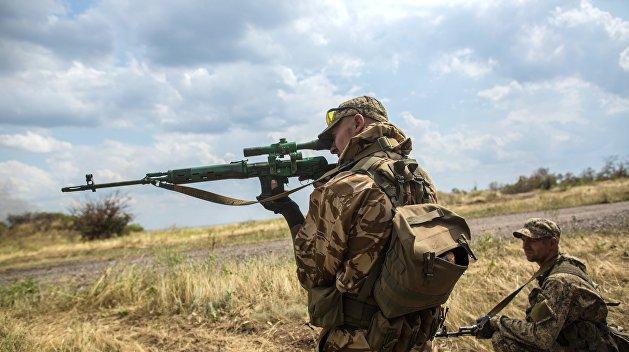 На живца: Украина нашла интересное применение своим снайперам
