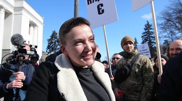 Эксперт: Савченко могут обвинить в госизмене