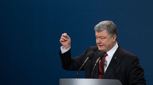 Порошенко прокомментировал задержание Савченко