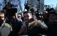 Как и зачем Порошенко с помощью Савченко взорвал политическую бомбу в Европе