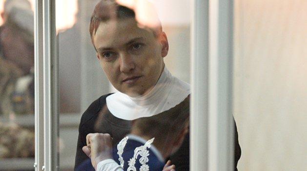Савченко и полиграф: туманная перспектива и перерыв в голодовке