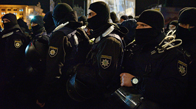 Украинские полицейские в третий раз героически поймали грузинского авторитета